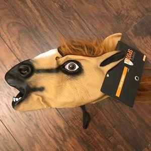 Other - Nwt Horse Mask